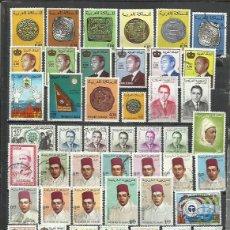 Sellos: R118D-LOTE SELLOS MARRUECOS ANTIGUOS Y MODERNOS ,NO TENGO EN CUENTA EL VALOR,VEA ,FOTO REAL. Lote 276473953