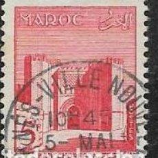 Selos: MARRUECOS FRANCÉS YVERT 349. Lote 284296613