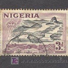 Sellos: NIGERIA, 1953. Lote 20904236