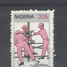 Sellos: NIGERIA. Lote 21323833