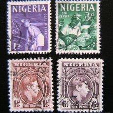 Sellos: NIGERIA - LOTE DE SELLOS. Lote 38039338