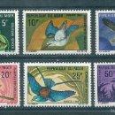 Sellos: NIGER Nº 208/13 (YVERT). AÑO 1968.. Lote 58136287