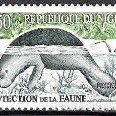 Sellos: NIGER 1962 - NUEVO. Lote 99135759