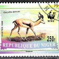 Sellos: NIGER 1998 - USADO. Lote 99136023