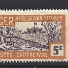 Sellos: NIGER 1927. Lote 103547799