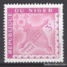 Sellos: NÍGER - SELLO NUEVO. Lote 104073447