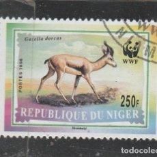 Sellos: NIGER 1998 - YVERT NRO. 1167 - MATASELLO DE FAVOR. Lote 113028379