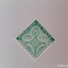 Francobolli: NÍGER SELLO USADO . Lote 189947431