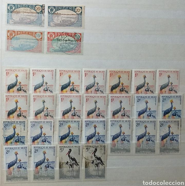 Sellos: Colección de sellos de Níger - Foto 2 - 203259401