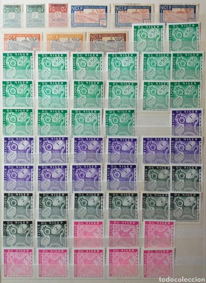 Sellos: Colección de sellos de Níger - Foto 5 - 203259401