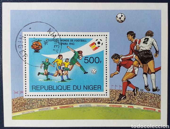 Sellos: Colección de sellos de Níger - Foto 6 - 203259401