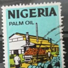 Timbres: SELLOS NIGERIA. Lote 232990150