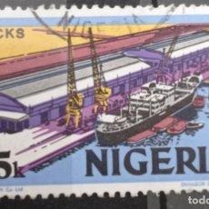 Timbres: SELLOS NIGERIA. Lote 232990395
