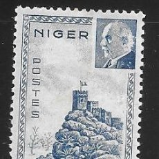 Timbres: NIGER. Lote 239549485