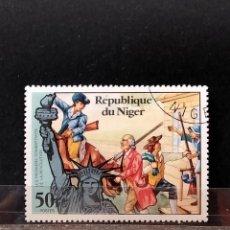 Selos: SELLO REPÚBLICA DE NIGER - 800. Lote 281814678