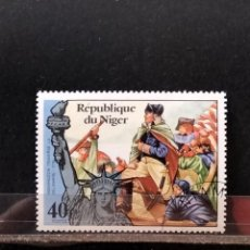 Selos: SELLO REPÚBLICA DE NIGER - 800. Lote 281814798