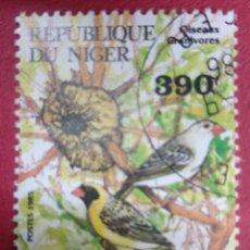Sellos: REPUBLIQUE DE NIGER. POSTES 1985.. Lote 288232358