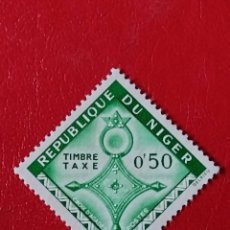 Selos: SELLO REPÚBLICA DE NÍGER ** - BOL 6 - 3. Lote 291224868