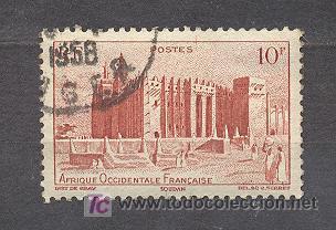 AFRIQUE OCCIDENTALE FRANÇAISE, 1947 (Sellos - Extranjero - África - Senegal)