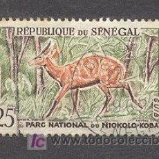 Sellos: REPUBLIQUE DU SENEGAL, 1960, YT. 202. Lote 20903942