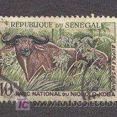 Sellos: REPUBLIQUE DU SENEGAL, 1960, YT. 199. Lote 20903946