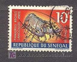 REPUBLIQUE DU SENEGAL,1968, YT. 305 (Sellos - Extranjero - África - Senegal)