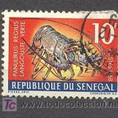 Sellos: REPUBLIQUE DU SENEGAL,1968, YT. 305. Lote 20904049