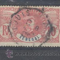 Sellos: SENEGAL (A.O.F.)- 1906- YVERT TELLIER 34. Lote 21616904