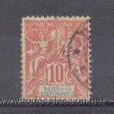 Sellos: SENEGAL ET DEPENDANCES-1900-01-YVERT TELLIER 22. Lote 24516238