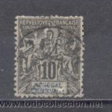 Sellos: SENEGAL ET DEPENDANCES-1893-93-YVERT TELLIER 12. Lote 26019038