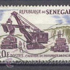 Sellos: SENEGAL-1964- YVERT TELLIER238. Lote 24524354