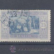 Sellos: SENEGAL (AOF)-1914-17 YVERT TELLIER 60 USADO. Lote 39338065