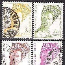 Sellos: SENEGAL 1972 - USADO. Lote 100512279