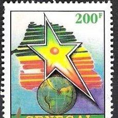 Sellos: SENEGAL 2002 - NUEVO. Lote 100512435