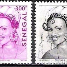 Sellos: SENEGAL 2002 - NUEVO. Lote 100512483