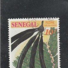 Sellos: SENEGAL 1992 - YVERT NRO. 1013 - USADO. Lote 121597019