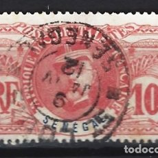 Sellos: SENEGAL 1906 - GENERAL FAIDHERBE - SELLO USADO. Lote 172434112
