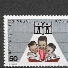Sellos: SENEGAL Nº 172 (**). Lote 178959013