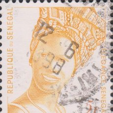 Sellos: SELLO SAHARA OCCIDENTAL USADO FILATELIA CORREOS. Lote 183602738