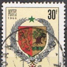 Timbres: SENEGAL // YVERT 279 // 1965 ... USADO. Lote 191725346