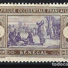 Selos: SENEGAL 1914 - MERCADO - MNH**. Lote 215930650