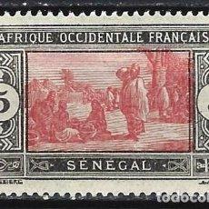 Francobolli: SENEGAL 1922-26 - MERCADO - MNH**. Lote 215934177