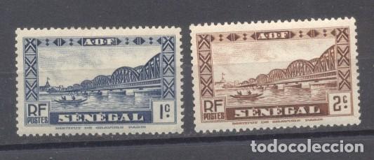 SENEGAL, 1935, NUEVOS (Sellos - Extranjero - África - Senegal)