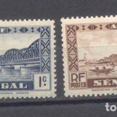 Sellos: SENEGAL, 1935, NUEVOS. Lote 238060085