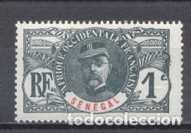 SENEGAL, 1906, Y/T 30, NUEVO (Sellos - Extranjero - África - Senegal)