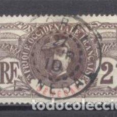 Sellos: SENEGAL, 1906, Y/T 31, USADO. Lote 240049535