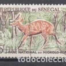 Sellos: SENEGAL, 1960, Y/T 202, USADO. Lote 240053575
