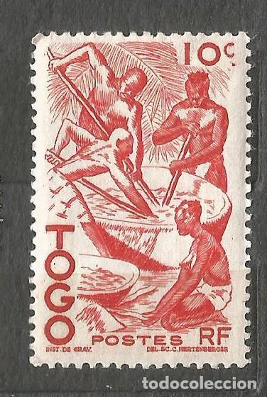TOGO 1947 - NUEVO (Sellos - Extranjero - África - Senegal)