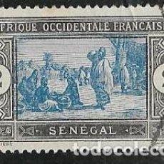 Sellos: SENEGAL FRANCÉS YVERT 54. Lote 278220088