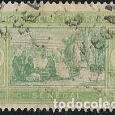Sellos: SENEGAL FRANCÉS YVERT 73. Lote 278220828